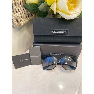 Authentic Dolce&Gabbana Sunglasses